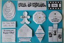 Lapbook delle meraviglie / Lap e notebook. Idee e materiale per imparare giocando con carta forbici e colla