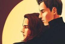 Natasha & Clint