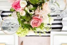 Entertaining, Parties, & Wedding Decor Inspiration