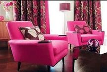 All things Fuchsia / Life just goes better with fuchsia - accept it and all will be well.