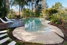 HOME-backyard/plunge pool