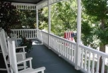 I love porches / by Joyce Ketner