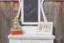 Our Rentals Items! / A selection of our vintage and rustic event rentals for holidays, birthdays, showers, retirements, weddings and so much more. Visit our website to view our rental shop for the DYI decorator or inquire about our venue set up services that start at just $105!