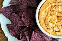 Superbowl Sunday / Whether you're a fan of the 49ers or the Ravens, you'll need the right snacks and set-up to serve up your Superbowl party.  Here are healthy alternatives to Superbowl snacks and party ideas you might enjoy! / by Skinny Ms.