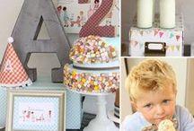 Kid's Birthday Party Ideas / by Kathleen Hoff