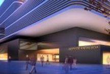 Architectural visualization / 3D Architectural Visualization - CG Architecture