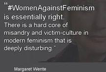 Egalitarianism > Feminism