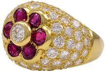Rubies rubies rubies / jewellery featuring rubies