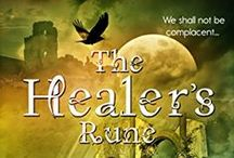 The Ceryn Roh Saga / Pins related to my debut trilogy of fantasy novels. The Healer's Rune, book one, is now available. Find out more at http://lauricia-matuska.com/the-kirin-roh-saga/