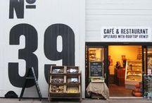 Bars and Restaurants / Architecture Restaurants
