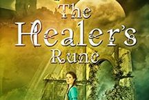 The Healer's Rune | Storyboard / Sabine Rhyonselle, a Human healer, conspires with the prince of an allegedly extinct breed of fey to overcome a history of lies and save both of their people from annihilation at the hands of their mutual enemy. Read more at http://lauricia-matuska.com/the-kirin-roh-saga/