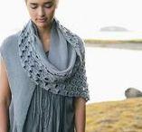 Knitting - Scarves - Shawls