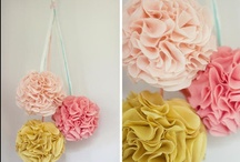 Party // Decor / by Amy Watson Photography