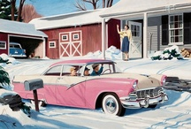 I Wanna Live In The 50's! / by Marti Hyder Davis