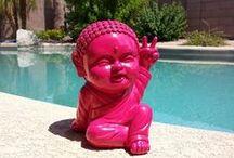 Buddha / Buddhism is my way of life.