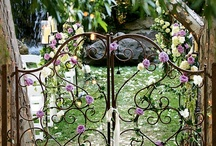Garden ideas / by Cathy Griffin