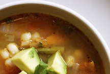 Food // Soups & Chilis / by Amy Watson Photography