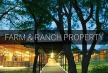 Farm & Ranch Properties / Trophy Ranches, Fine Haciendas and Recreational Retreats represented by Sotheby's International Realty. http://www.farmandranchsir.com