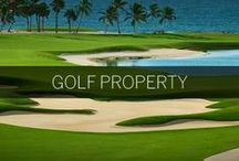 Golf Properties / World-class Golf Homes and Properties represented by Sothbey's International Realty. http://www.golfpropertysir.com