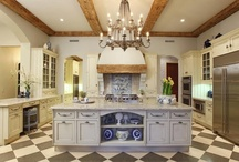 Luxury Kitchens / Exceptional kitchens from some of finest homes.