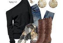Fashion / by Hilary Aleksa Harwell