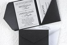 Wedding Invitations / Wedding Invitations for you BIG DAY!  You can also use these invites for other special events as well.