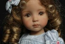 DOLLS  / by MARSHA LA RUE   ELLIOTT