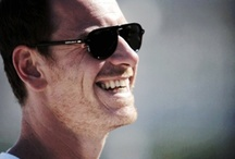 Fassinating Fassbender / Michael Fassbender board appreciation.