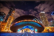 Chicago / by Maggie Kelley