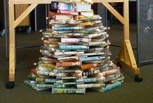 Library Stuff.  / by Jessie Lumpkin