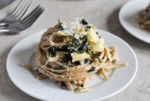 Pasta/Meatballs/Spaghetti Squash