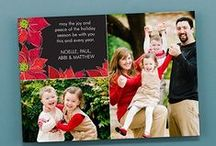 Holiday Cards  / Share the holiday spirit with your friends, family, and associates with a personalized holiday card from YourWeddingGirl.com. http://yourweddinggirl.carlsoncraft.com/index.jsp