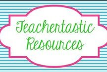 Teachertastic Resources / A collaborative board for teachers to find great resources for their classroom!