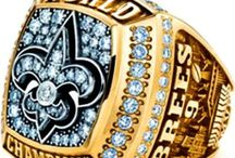 New Orleans Saints❤️Who Dat Nation / Who Dat  / by Kim Roberts