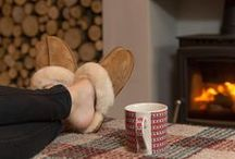 Cosy Slippers / Keepin' it cosy since day one - are you game?