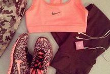 Gymspiration / Go get em'.