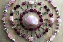 """Crystals Reiki Chakras Stones / """"Reiki is love, Love is wholeness, Wholeness is balance, Balance is well being, Well being is freedom from disease"""" ~Dr Mikao Usui"""