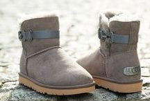 Stay Snug in UGG / Why wouldn't you want to stay snug in UGG?
