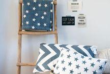 + Babykamer blauw + / Nursery inspiration blue | Baby nursery | Kidsroom styling | Babykamer inspiratie blauw