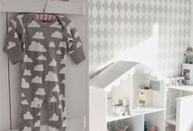 + Babykamer grijs + / Nursery inspiration grey | Baby nursery | Kidsroom styling | Babykamer inspiratie grijs