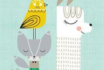 + Posters en kaarten + / Kidsroom inspiration | Kids posters | Nursery decoration | Kinderkamer inspiratie | Babykamer decoratie | Posters en kaarten