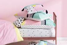 + Slapen + / Kidsroom inspiration | Bedding and blankets | Nursery | Kinderkamer en babykamer inspiratie | Beddengoed en dekens