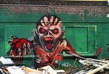 Utrecht Ondiep Graffiti 2 / Some new graffiti photo's.