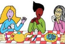 Kindervoedingsparty / Tips voor gezonde traktaties en tussendoortjes