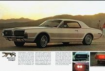 Mercury Cougar Adds