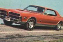 Mercury Cougar GT-E