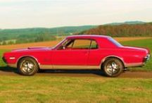 Cougar GT-E 427 vin X