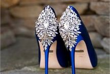 All About the Shoes / Your walk down the aisle are some of the most important steps in your life.You deserve to have a pair of shoes just as special as your dress! Call us to book an accessory consultation to take a look at our beautiful selections in store.