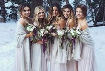 Bridesmaids Dresses / Send your bridesmaids down the aisle in style! Check out some of our styles on our website. www.thebridalgallery.com