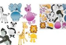 Craft Party Supplies / For Craft Kits, fun Stickers &  Kids Crafts look no further!